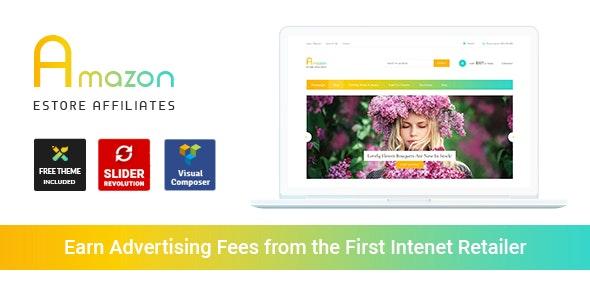Amazon eStore Affiliates Plugin - CodeCanyon Item for Sale