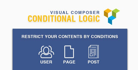 Visual Composer: Conditional Logic