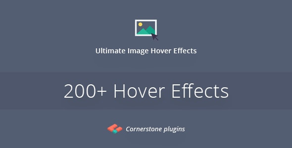 Ultimate Image Hover Effect For Cornerstone