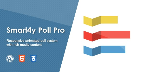 Smart4y Poll Pro - Responsive Animated WordPress Plugin
