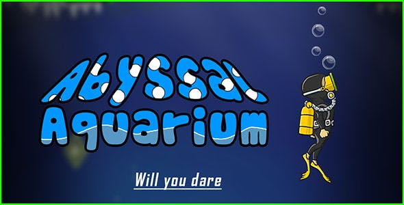 Abyssal Aquarium - iOS Game Template | xCode Project | Admob (Banner + Interstitial)
