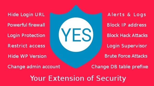 YES - Your Extension of Security - CodeCanyon Item for Sale