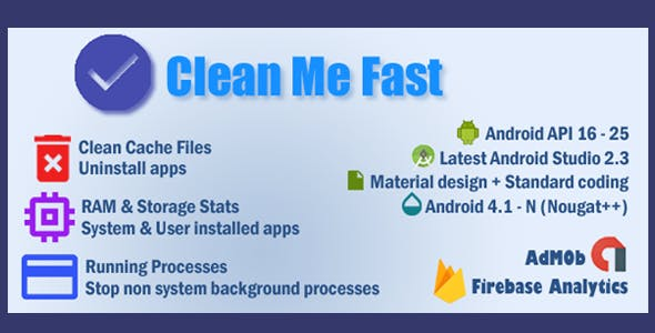 Make A Cleaning App With Mobile App Templates from CodeCanyon