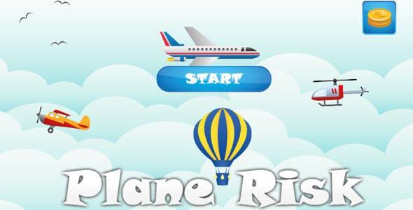 Plane Risk ( Flat Child Game )