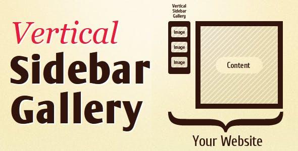Vertical Sidebar Gallery - jQuery Slider