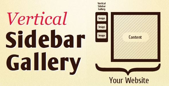 Vertical Sidebar Gallery - jQuery Slider by wanyxspe