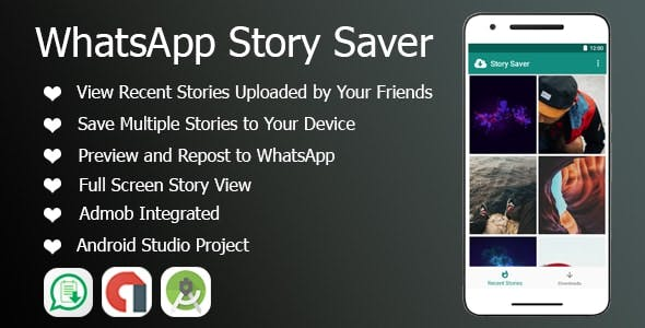 Make A Story Saver App With Android App Utilities