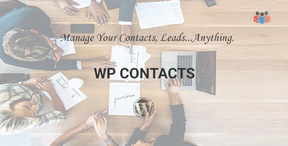 WP Contacts - Contact Management Plugin        Nulled