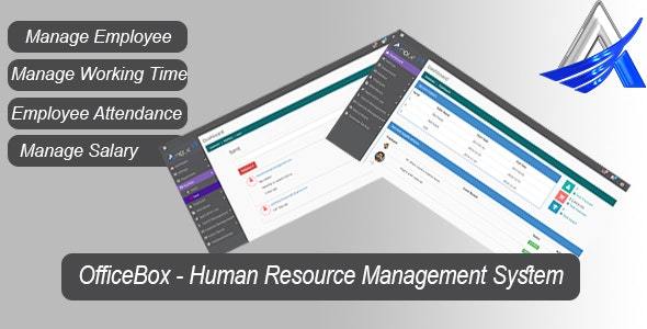OfficeBox - Human Resource Management System - CodeCanyon Item for Sale