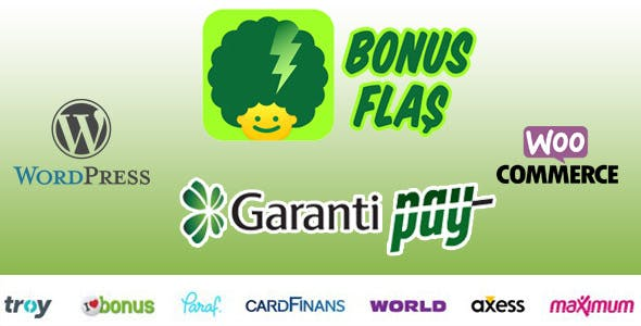 GarantiPay Payment Gateway for WooCommerce