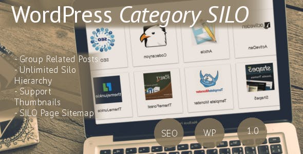 Category SILO Pages Pro