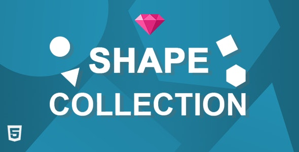 Shape Collection - Html5 Game - CodeCanyon Item for Sale