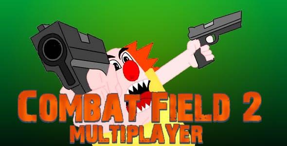Combat Field 2 - Multiplayer Online (.capx)