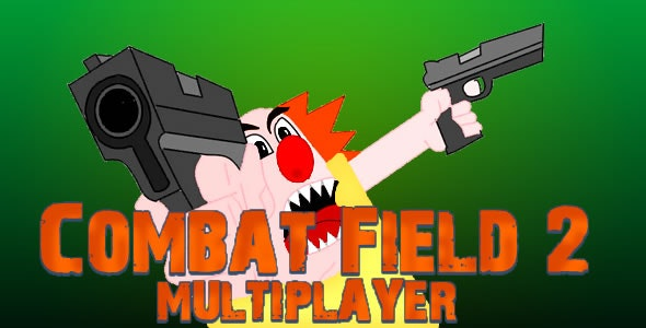 Combat Field 2 - Multiplayer Online (.capx) - CodeCanyon Item for Sale
