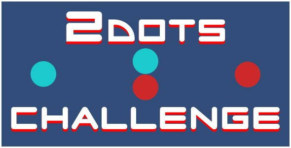 2 Dots Challenge Unity Complete Project