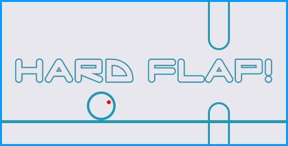 Hard Flap! HTML5 Game
