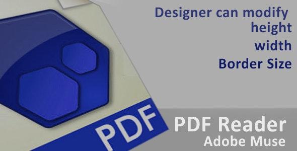 PDF Reader V1 - CodeCanyon Item for Sale