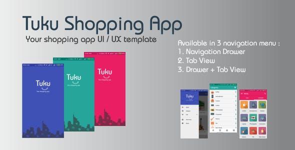 Tuku Shopping App
