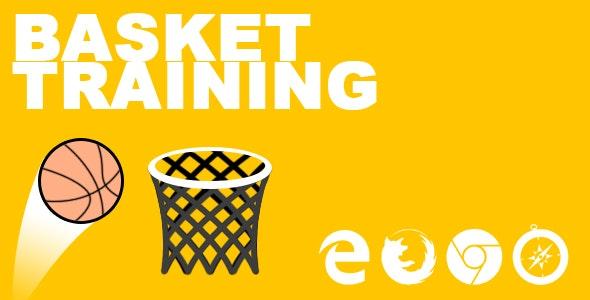 Basket Tranning - CodeCanyon Item for Sale