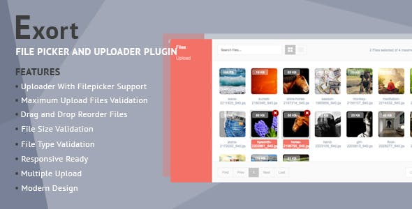File Management PHP Upload & Download Files from CodeCanyon