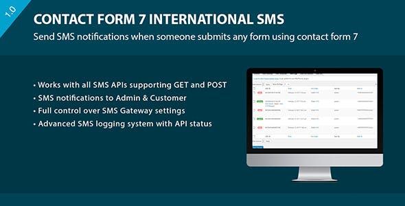 CF7 International SMS