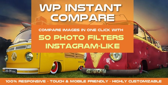 WP Instant Compare - CodeCanyon Item for Sale