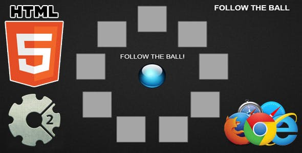Follow the Ball - Thimblerig Shell Game | HTML5 Game