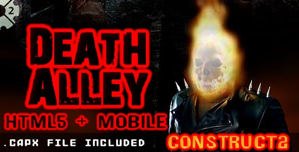 Death Alley (capx + html)