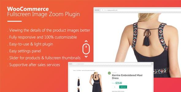 WooCommerce Fullscreen Image Zoom