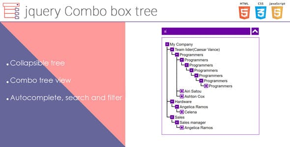 Tree View Plugins, Code & Scripts from CodeCanyon