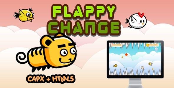 Flappy Change