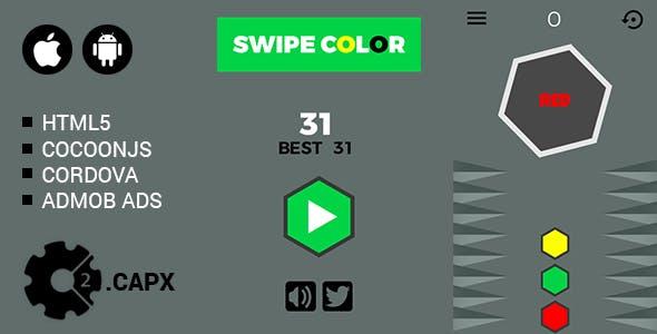 Swipe Color