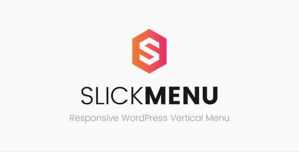 Slick Menu - Responsive WordPress Vertical Menu        Nulled