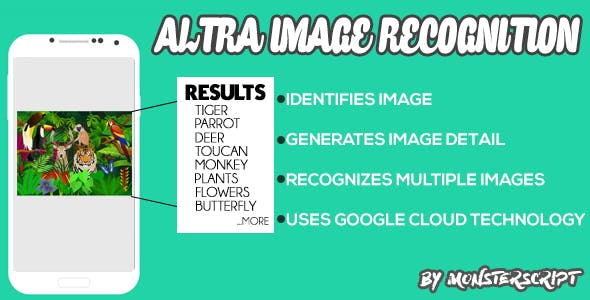 Altra Image Recognition For Android