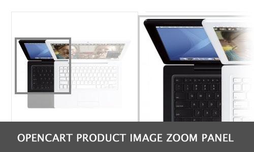 Product Image Zoom Panel Opencart Module by settysantu