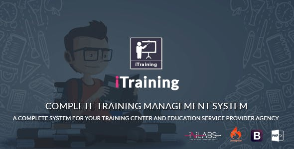 iTraining - Complete Training Management System