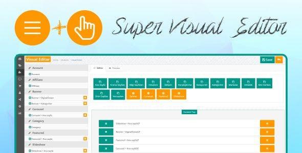 Visual Module Editor
