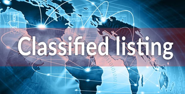 CiX - Classified ADS Listing Platform
