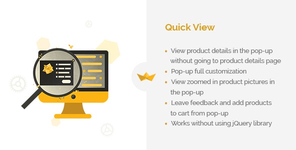 Quick View - CodeCanyon Item for Sale