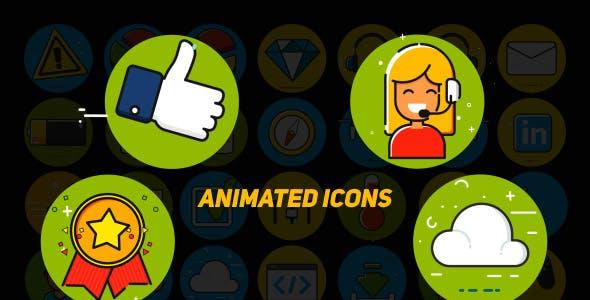 Elane Icons