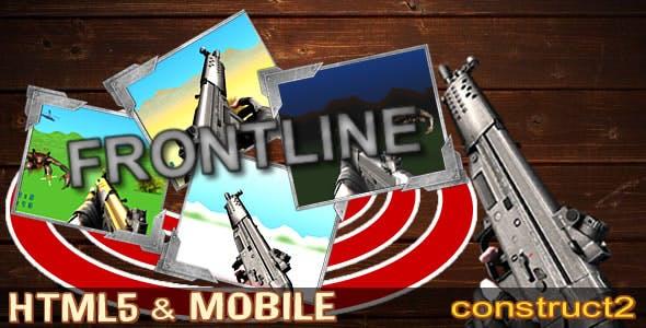 Frontline 3D SHOT – (.capx + html5)