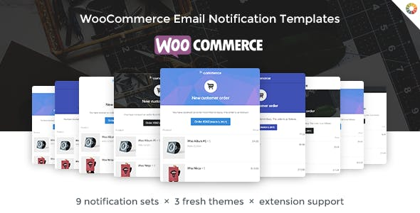 Lil Commerce - WooCommerce Email Notification Templates