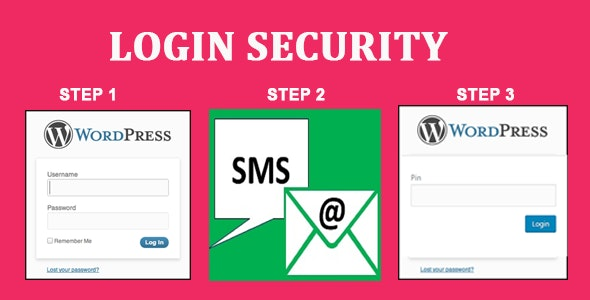Login Security For WordPress - Two-factor Authentication - CodeCanyon Item for Sale