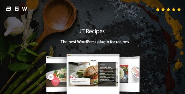 JT Recipes
