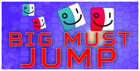 Big Must Jump - Unity3D Complete Project
