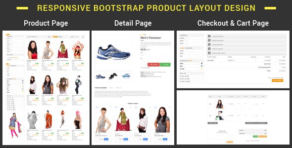 Product Listing Css Templates From Codecanyon