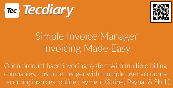 Simple Invoice Manager - Invoicing Made Easy