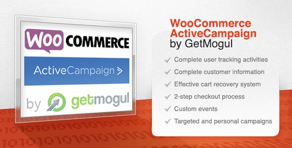 WooCommerce ActiveCampaign by GetMogul