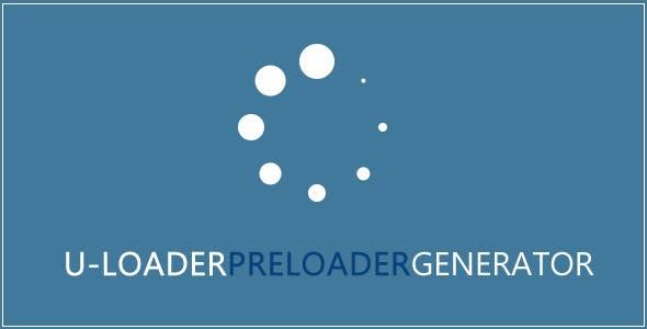 ULoader - Preloader Code Generator