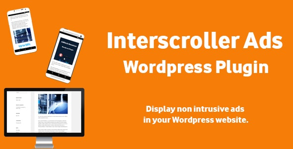 InScroll Ads - WordPress Plugin - 1